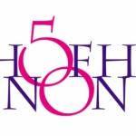50 Jahre Hofheim-Chinon Jubiläumslogo