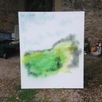 Street-Art-Werk-Golf