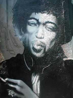 Jimmy Hendrix, Batschkapp, Frankfurt-Eschersheim 2004
