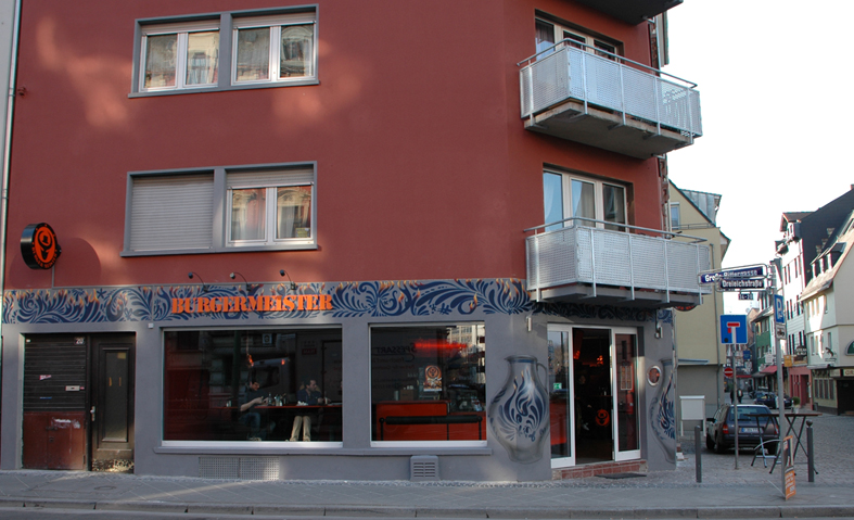 burgermeisterfassade