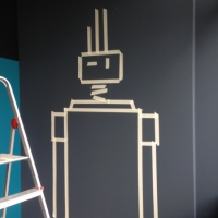 Dummy-Tape-Roboter