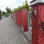 Eintracht-Spinne