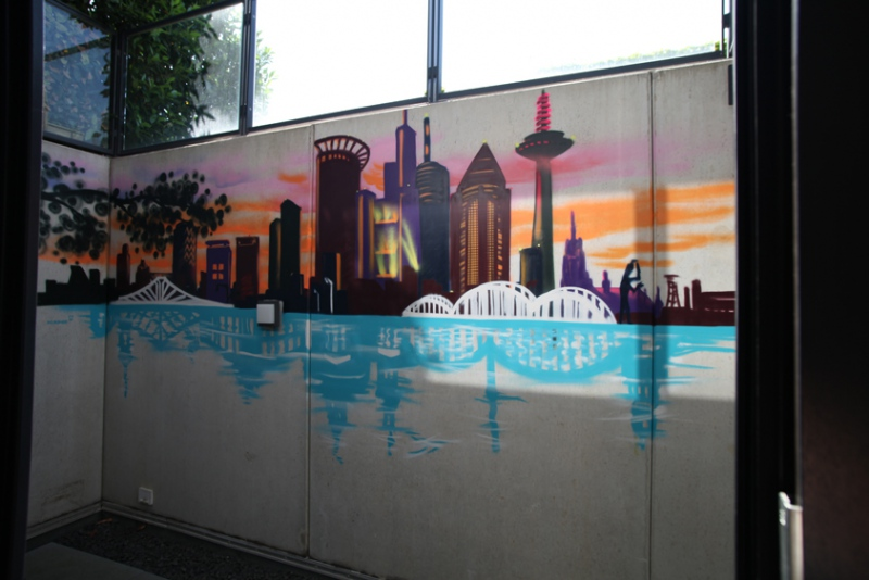 Skyline Frankfurt & Dresden