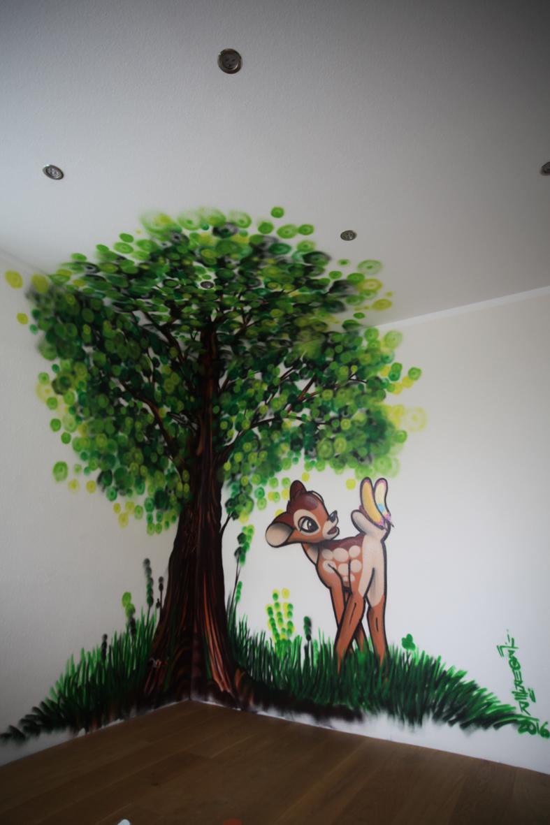 Kidsroom-Bambi