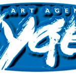 Oxygen the art agency Corporate Signet/ Logo 1995/1996