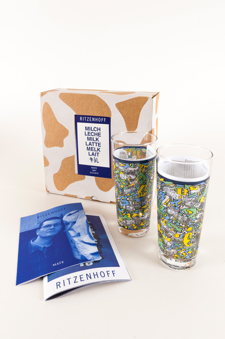 "Mate | ""Bovine Swiss Ecstasy (BSE)"" 63/22474 