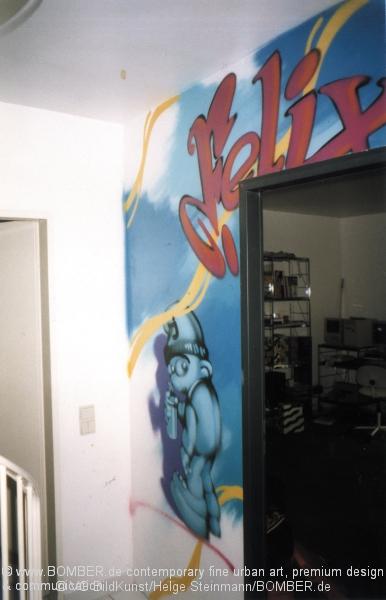 Spielzimmer Düsseldorf 1996