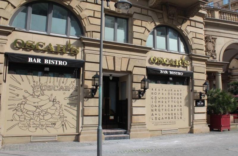 Oscar's Starrestaurant Steigenberger Frankfurter Hof