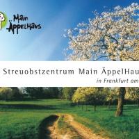 Main Aeppelhaus Streuobstzenrum Broschüre