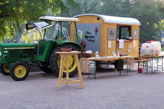 Mainaeppelmobil