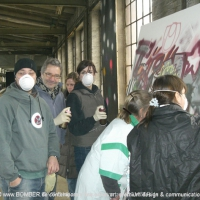 Graffiti Workshop für Union Investment