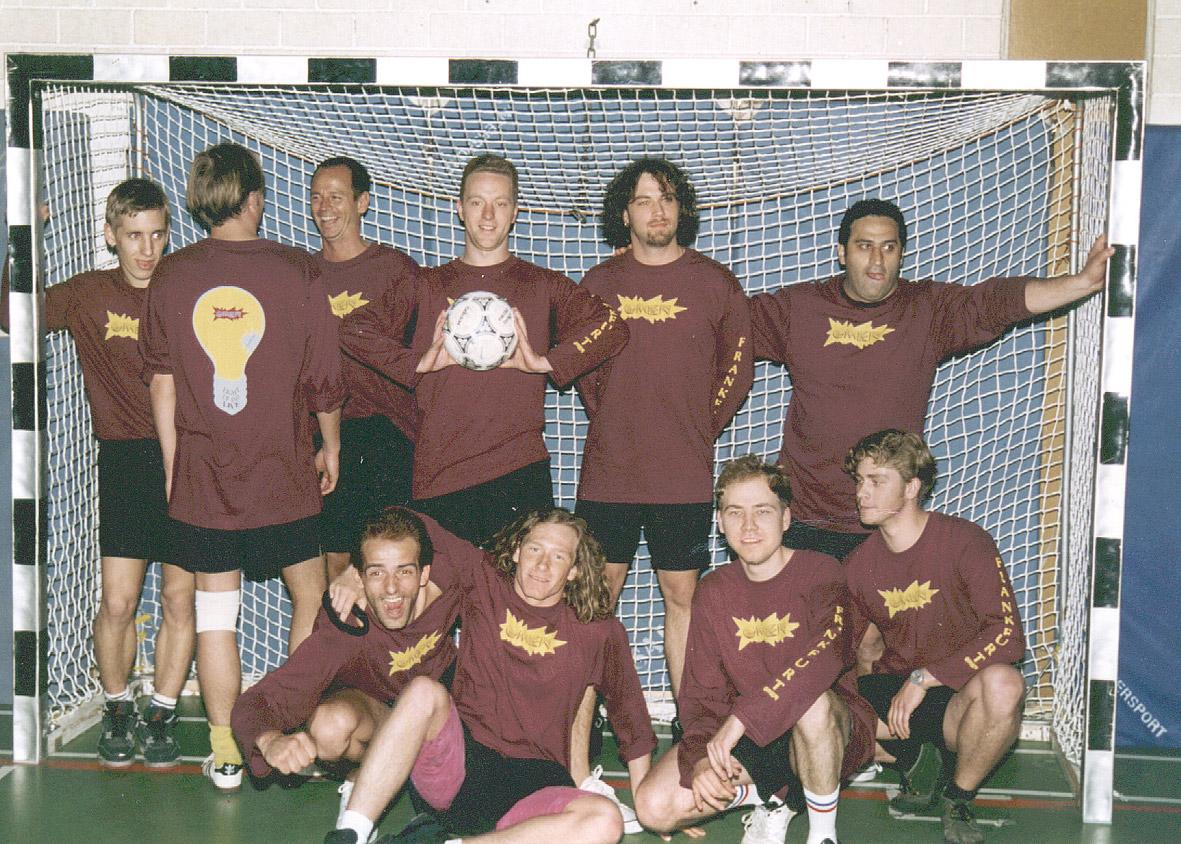 Omenmannschaft-Clubcup93