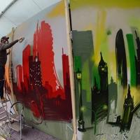 Wolkenkratzer Festival Bomber @ Andreas Arnold, Langen