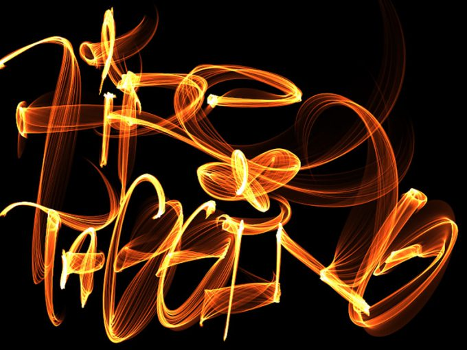 Lightpainting, Firetagging und Lichtgraffiti 2012 Lightpainting, Firetagging and Lightgraffiti 2012