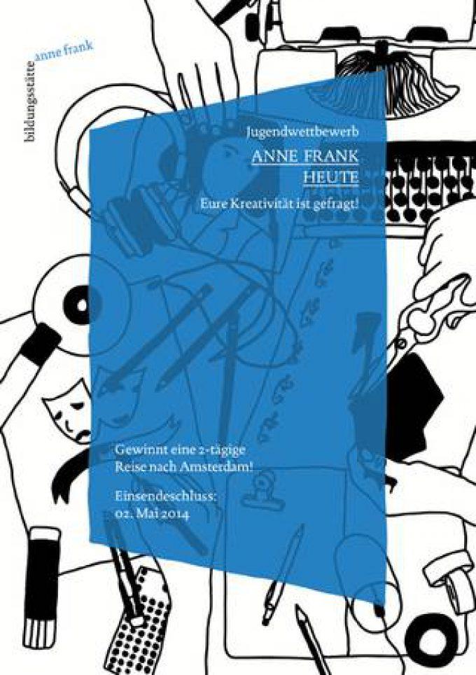 Jury beim Anne Frank Jugendwettbewerb