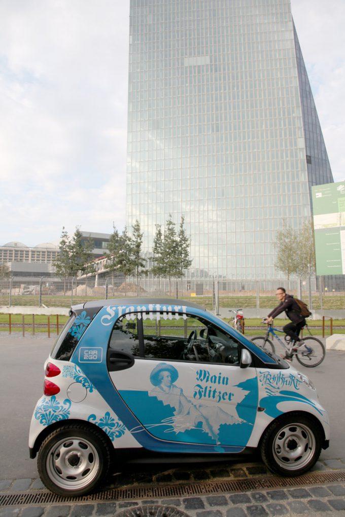 Markenbotschafter – Ambassador of car2go