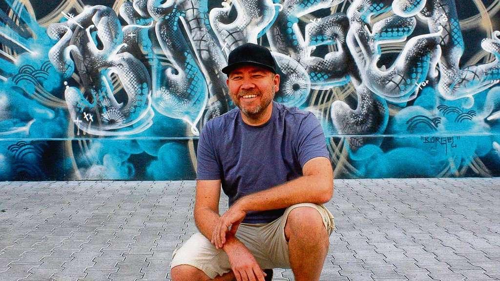 Stylewriting Street Art Offenbach-Buergel