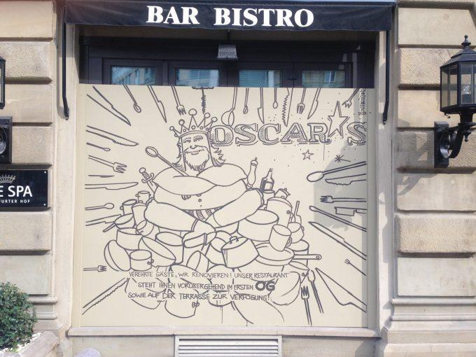 Oscar's Street Art