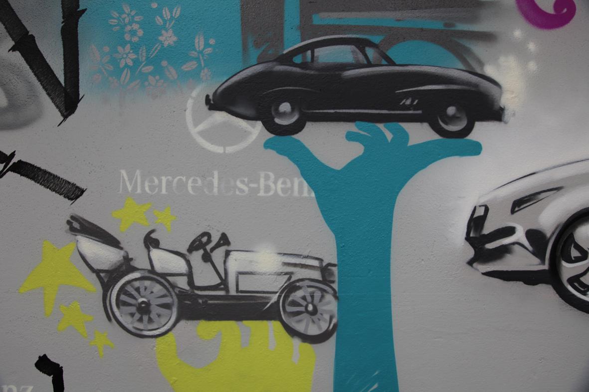 Detail-Graffiti