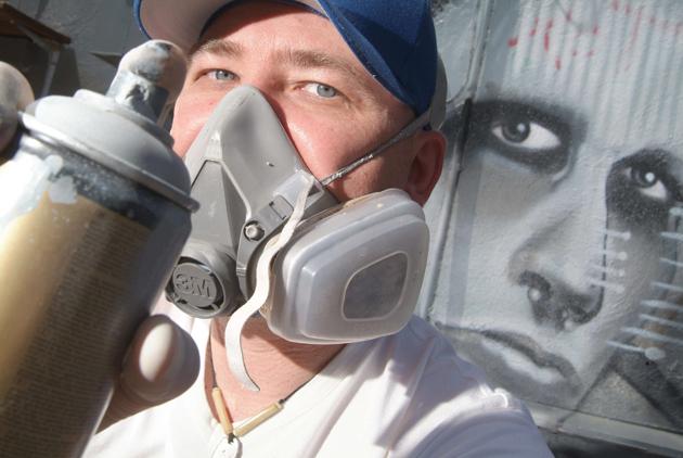Bomber Portrait 2004