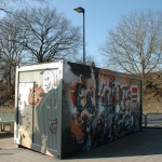 container-rueck