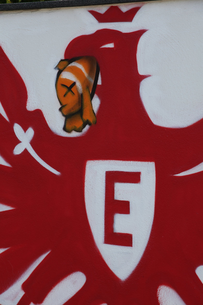 Nemo † Eintracht Frankfurt Logo