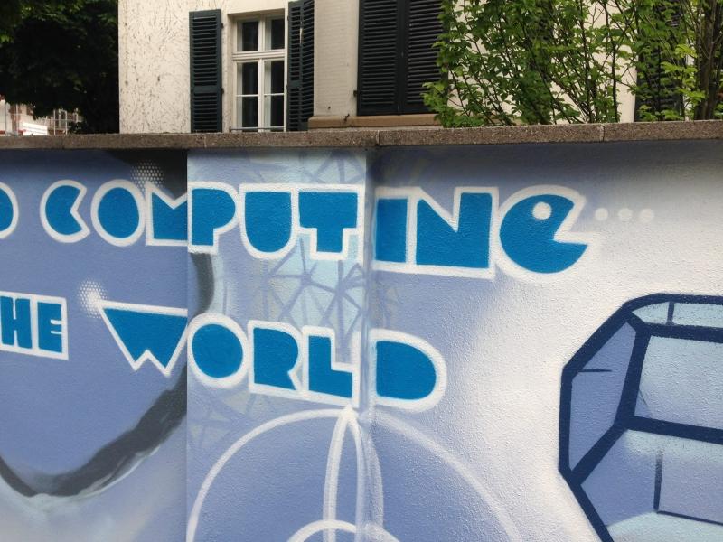 Computing the world