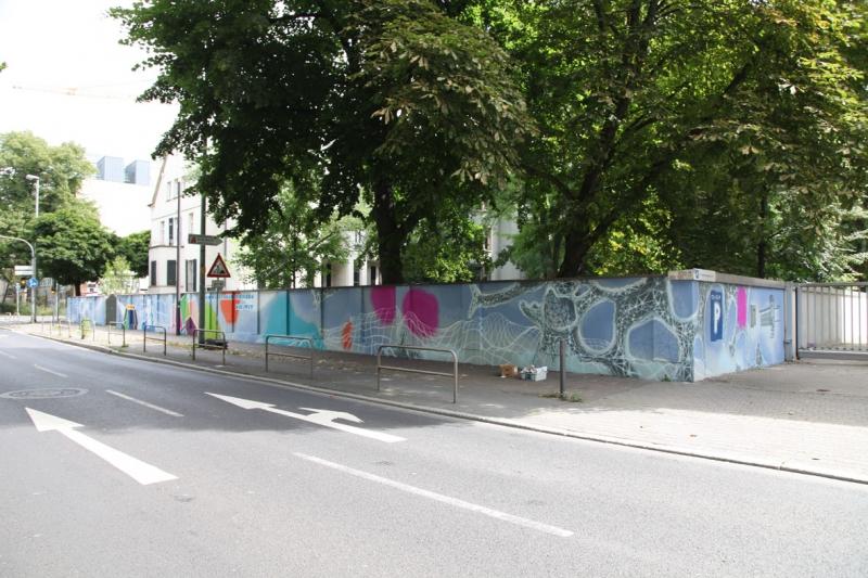mural design Center for Scientific Computing