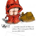 Weihnachtsmann 2004