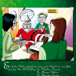 Weihnachtsplakat Hilbert 20010