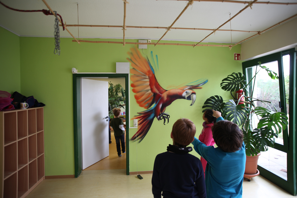 Parrot_Papagei
