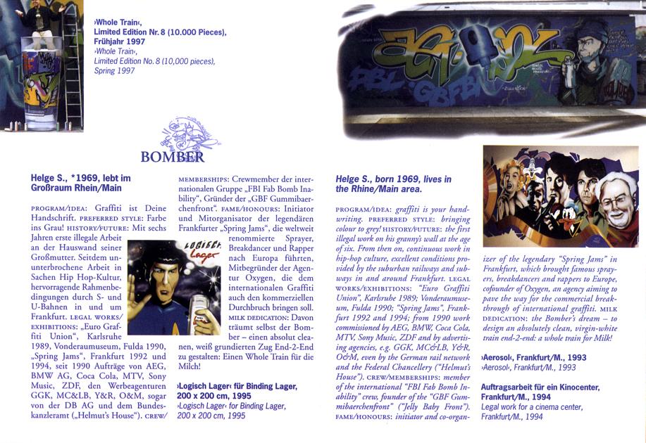 Ritzenhoff Einleger 1997