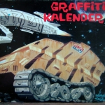 Graffitikalender 1998