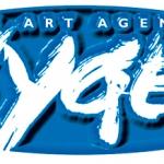 Oxygen the art agency Corporate Signet/ Logo 1995/1996