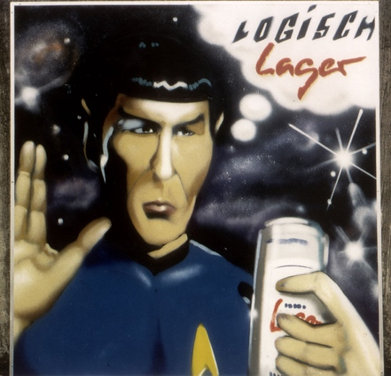 Mr. Spock 1996