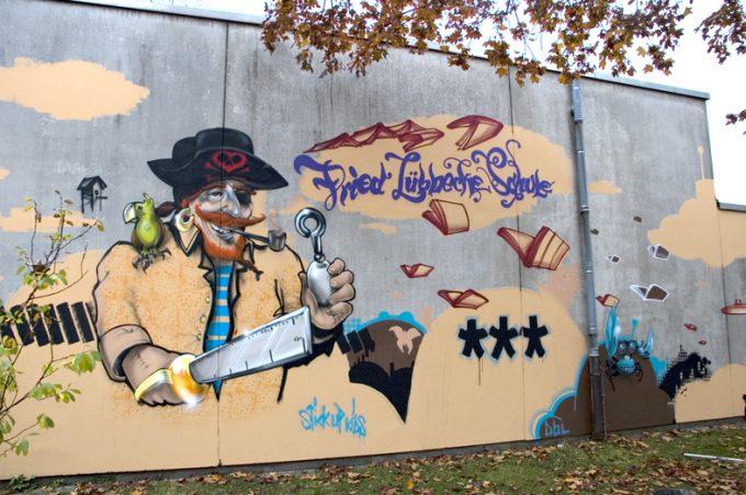Piraten, jetzt auch an der Grundschule