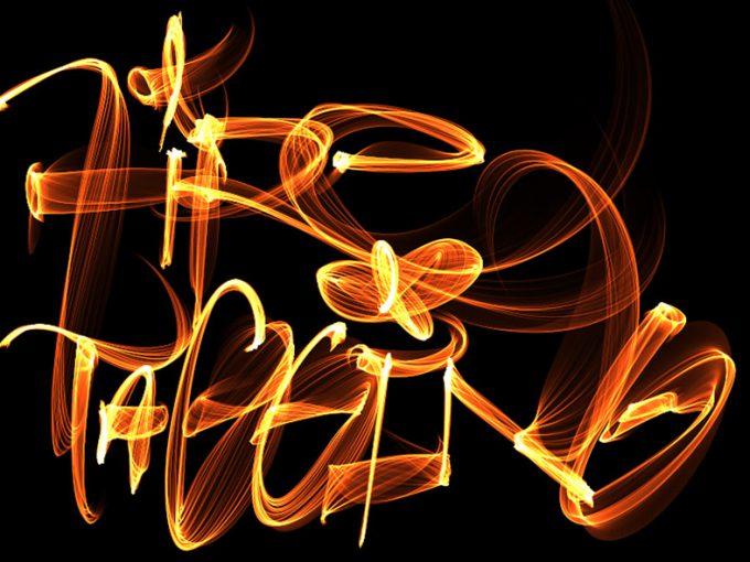 Lightpainting, Firetagging und Lichtgraffiti 2012 Lightpainting, Firetagging and Lightgraffiti 2012