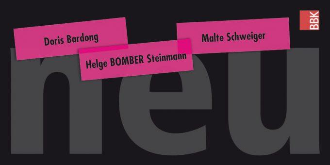 """""""Stetiger Wandel"""" Neu im BBK – """"continuous change"""" New in the BBK"""
