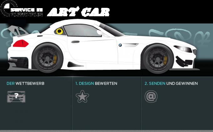 Gewinne mit meinem Design VIP Tickets für den Nürburgring