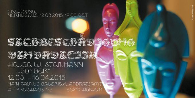 Ausstellung Sachbeschädigung / Exhibition Vandalizm