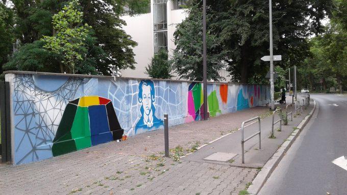 Goethe Graffiti Art @ Goethe Universität
